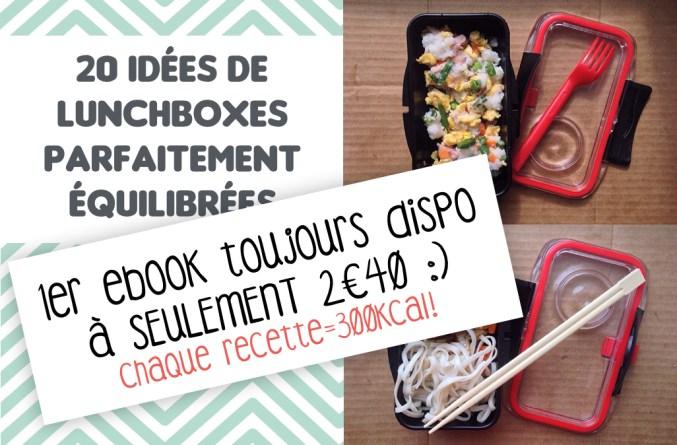 20 recettes de lunchbox saines et équilibrées, parfaites pour un rééquilibrage alimentaire!