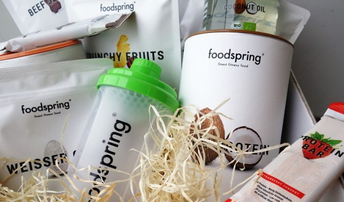 Foodspring avis review thefitnesstheory