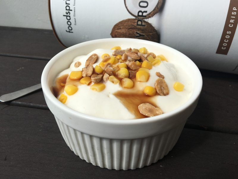whey coco foodspring