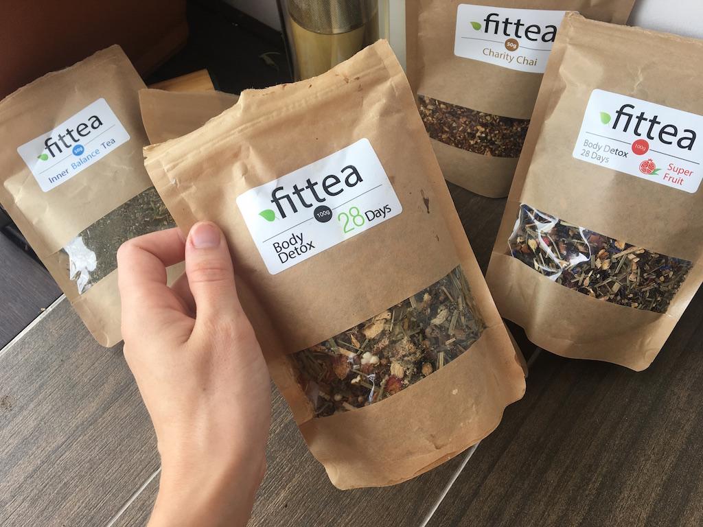 review fit tea avis produits fittea