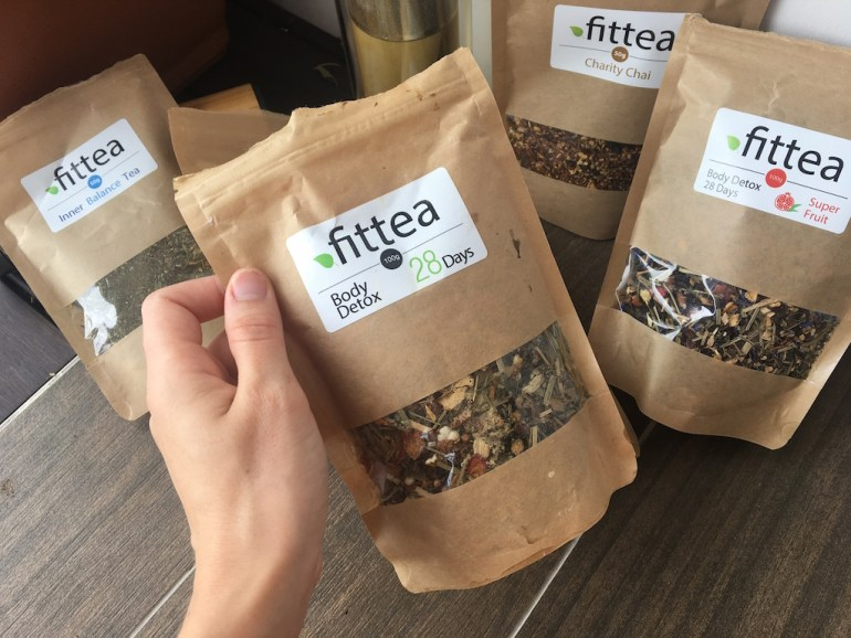 review fit tea avis produits fittea