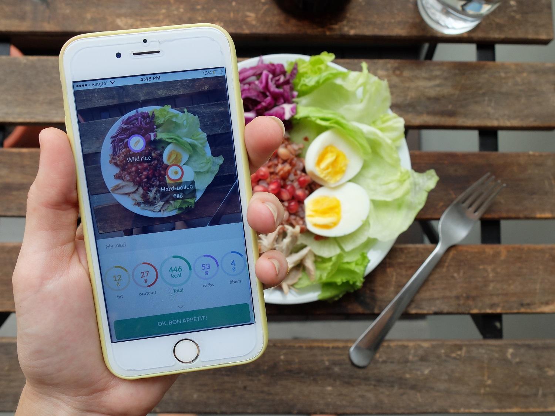 app foodvisor