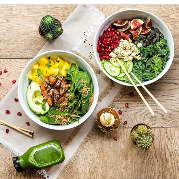 natives paris poke bowl