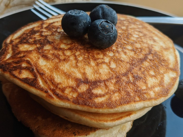 pancakes super fluffy healthy