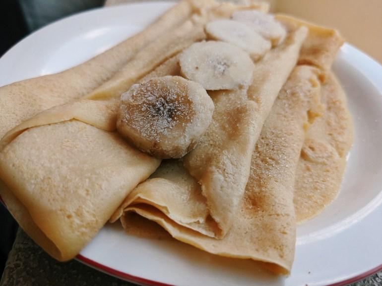 crêpes recette facile légère