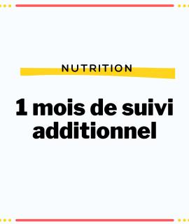 suivi plan alimentaire