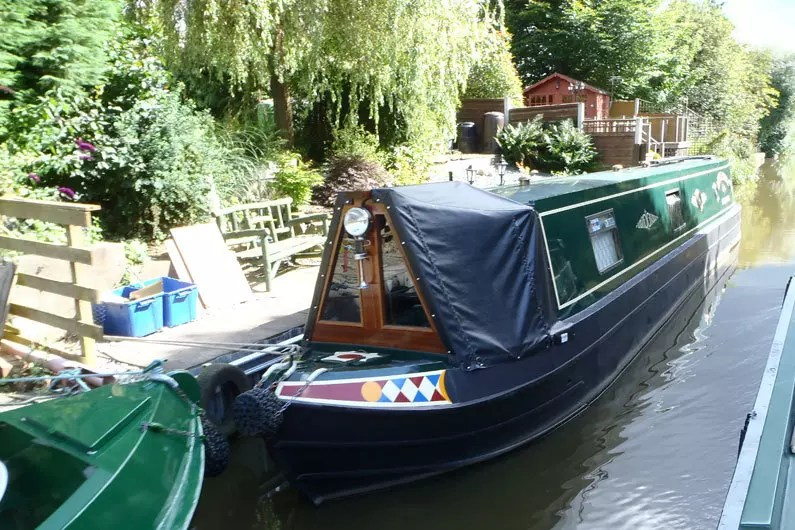 Guide To Narrowboat Canopies Amp Covers Pram Hoods Cratch