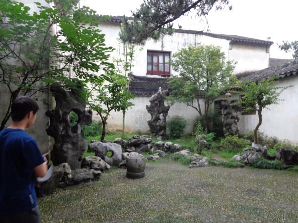 SuZhou Couple's Garden