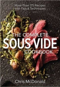 sous vide, cookbooks