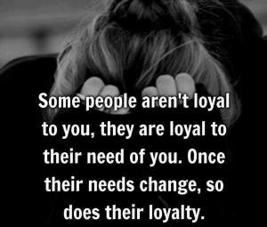 emotional investments, loyalty
