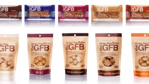 gluten free bar, the gluten free bar, gluten free snacks