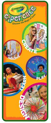 Crayola experience, crayola orlando, crayola annual passholders, crayola experience tickets, crayola experience coupon tickets, crayola $4 off