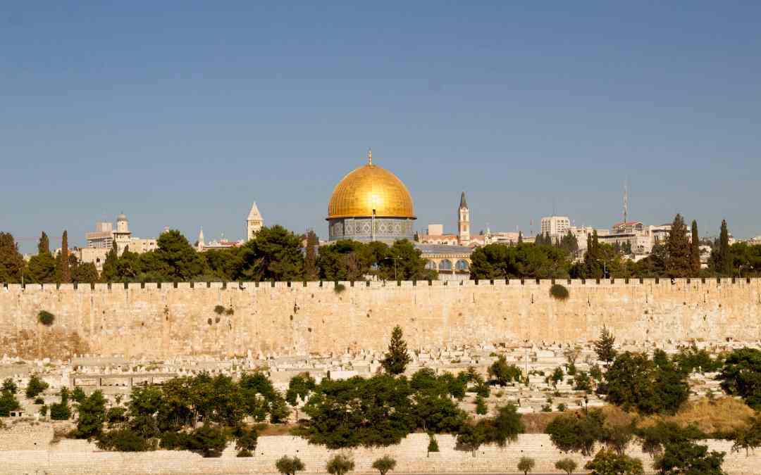 Old City Jerusalem – Part 1