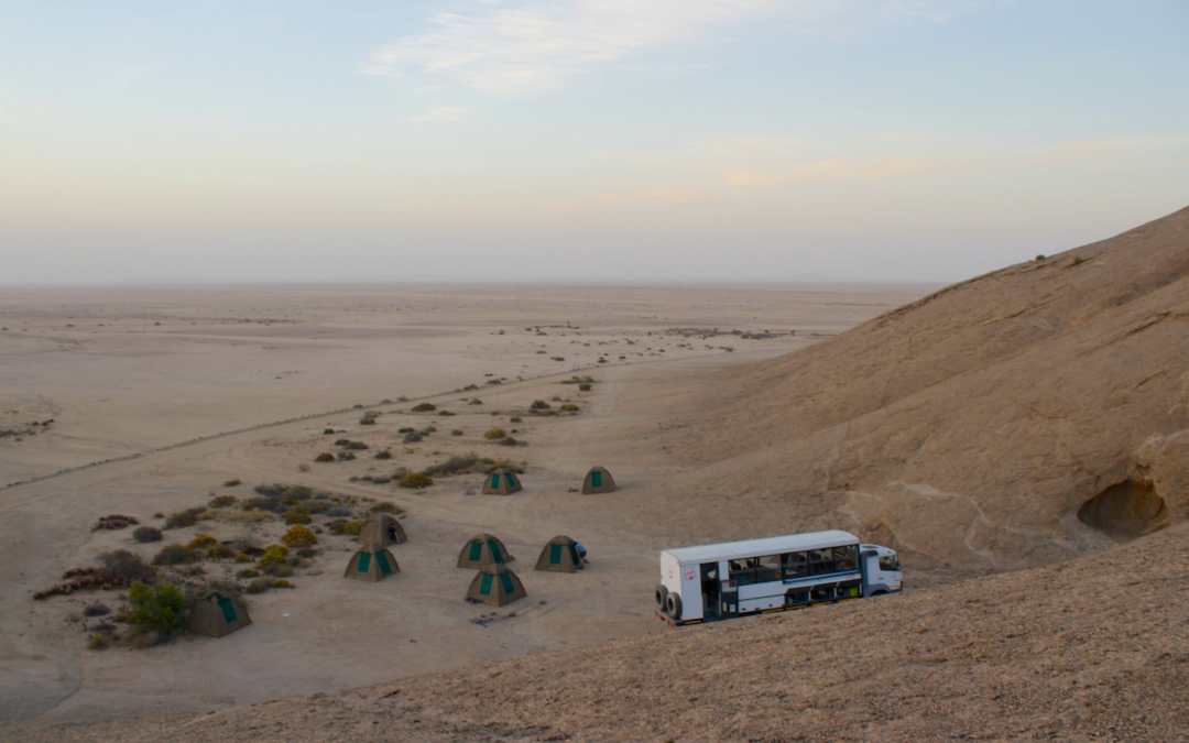 Let's Huddle Around the Campfire: Namibia History