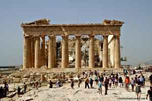 Exploring (Ancient) Athens