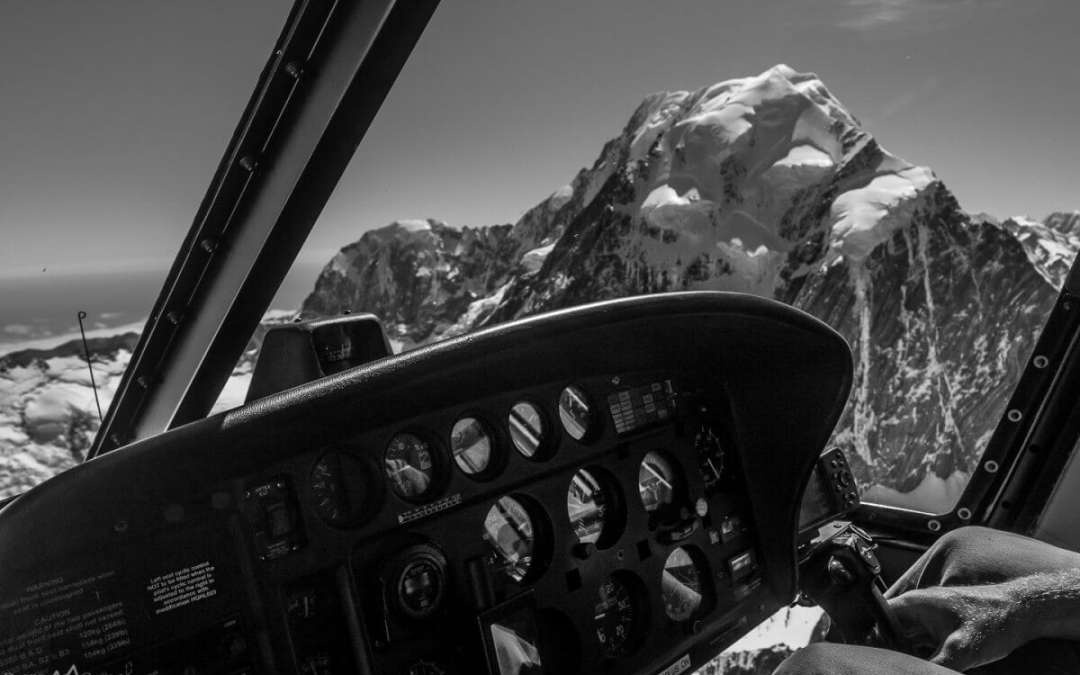 The Ultimate Scenic Flight Over Mt. Cook