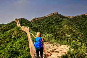 Camping on the Great Wall of China? Yes, Please!