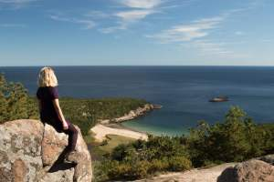 One Day in Acadia National Park (Maine)