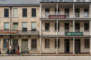 Step into the 1800s in Harpers Ferry…