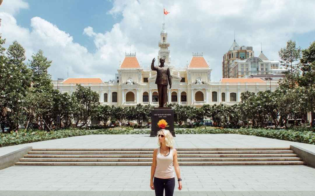 7 Sites to See in Saigon, Vietnam