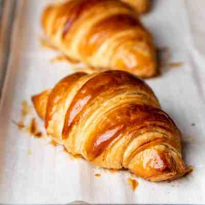 Homemade French Croissants (step by step recipe) - The Flavor Bender