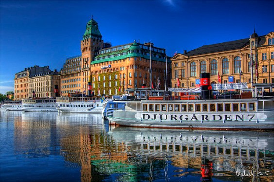 Scandinavian Airlines: San Francisco – Stockholm, Sweden. $442 (Regular Economy) / $397 (Basic Economy). Roundtrip, including all Taxes