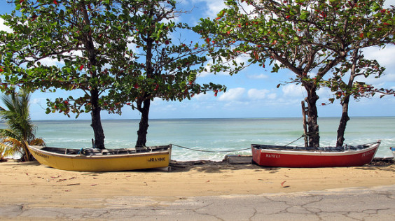 United: San Francisco – Aguadilla, Puerto Rico. $296 (Basic Economy) / $356 (Regular Economy). Roundtrip, including all Taxes