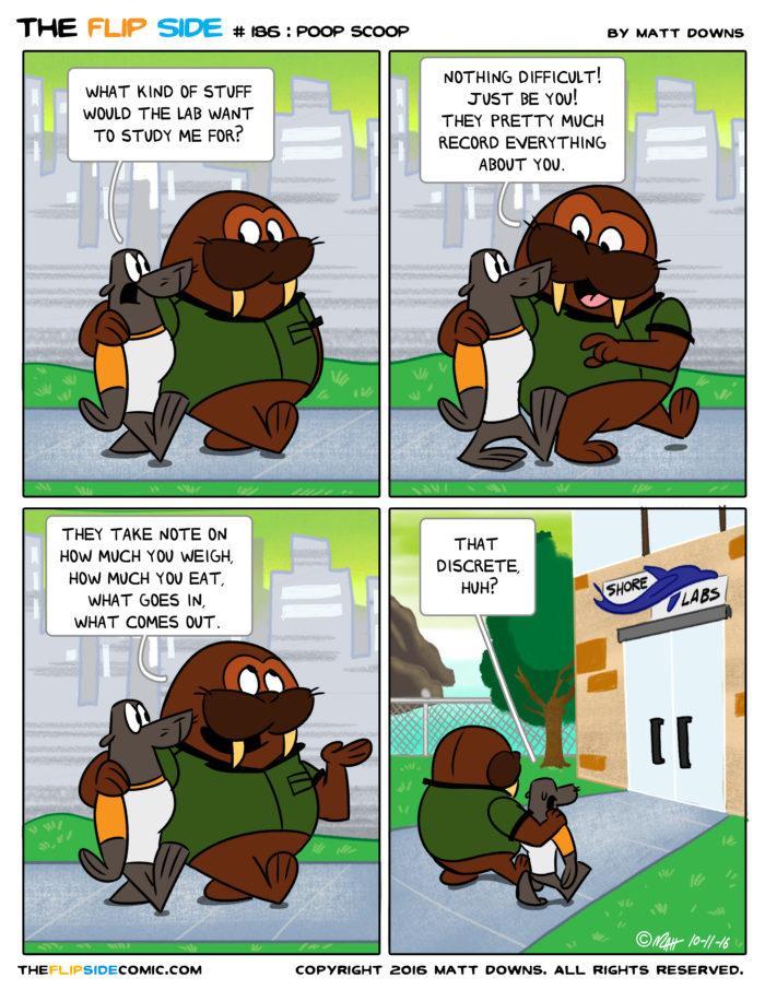 #186: Poop Scoop