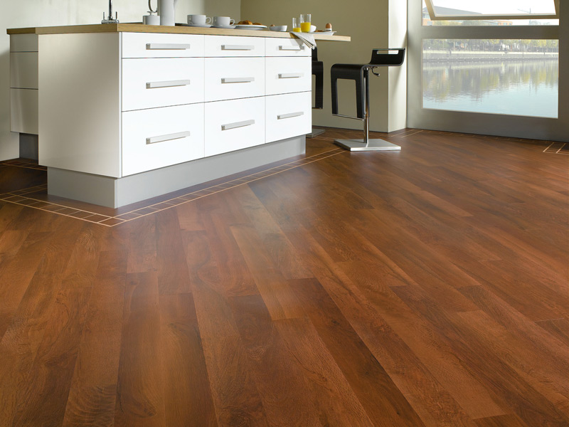 Karndean Knight Tile Wood Flooring KP70 Bray Oak The