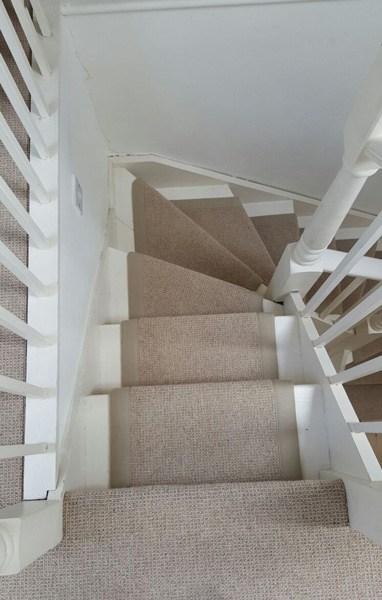 Stairs Beige Carpet The Flooring Group   Beige Carpet On Stairs   Living Room   Art Deco   Design   Pattern   Builder Grade