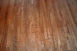 Sanding Marks on Floor