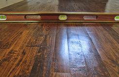 Floor Crowining