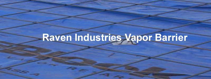 raven industries vapor barrier