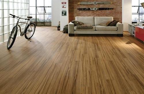 Flooring Made of Laminate
