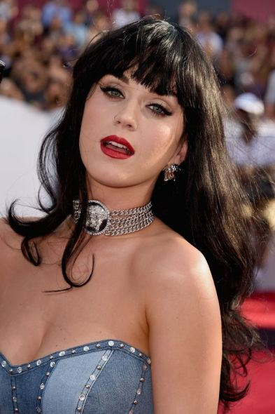 Katy Perry MTV VMAs 2014 Beauty Hair Face