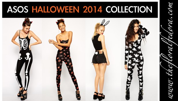 Asos Halloween 2014 Collection