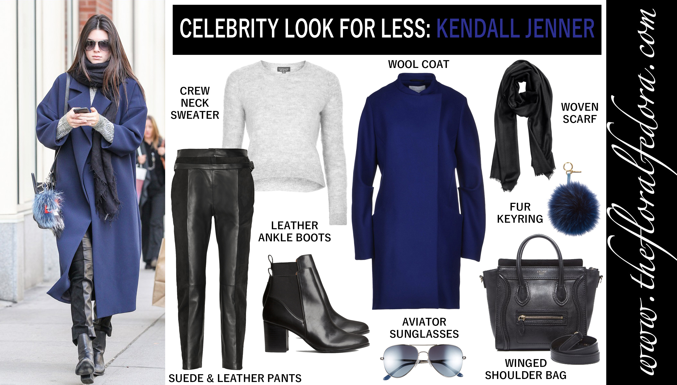 Celebrity Look for Less: Kendall Jenner