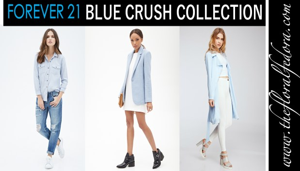 Forever21 Blue Crush Collection