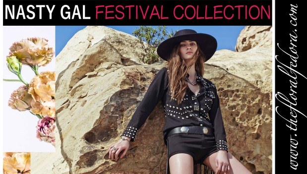 Nasty Gal Spring Festival Collection