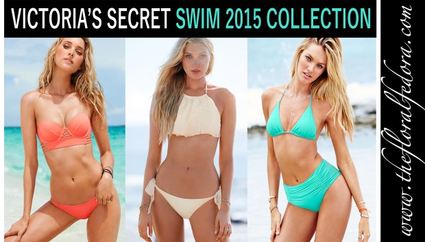 Victoria's Secret Swim 2015 Collection