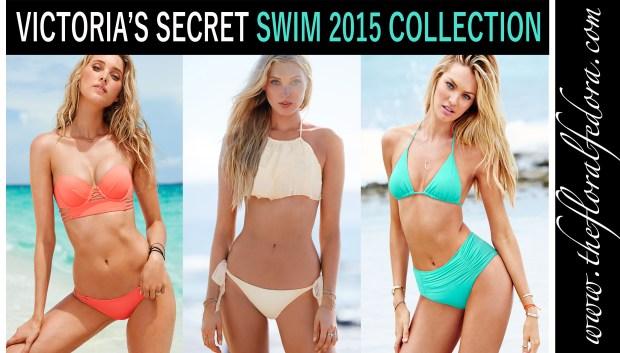 Victoria's Secret Swim 2015 Collection