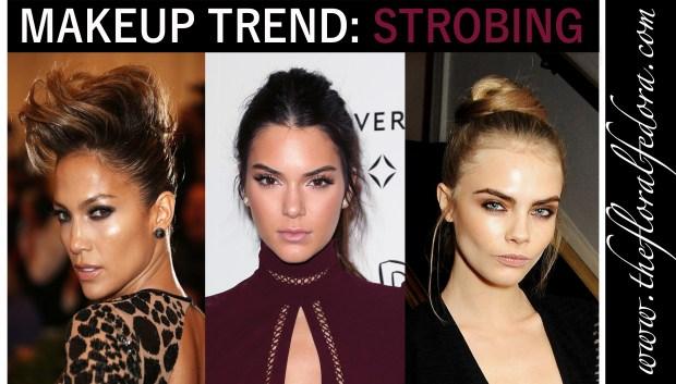 Makeup Trend: Strobing
