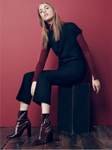 Zara Autumn Winter 2015 Collection
