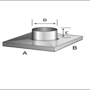 Chimney capping and Plates