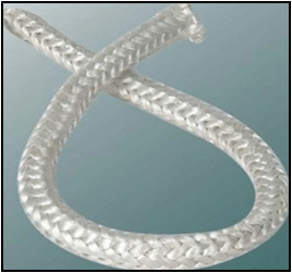 Pyroseal rope 13mm white