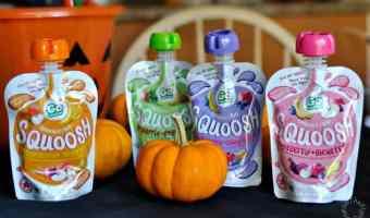 Squoosh Baby Gourmet Halloween Giveaway