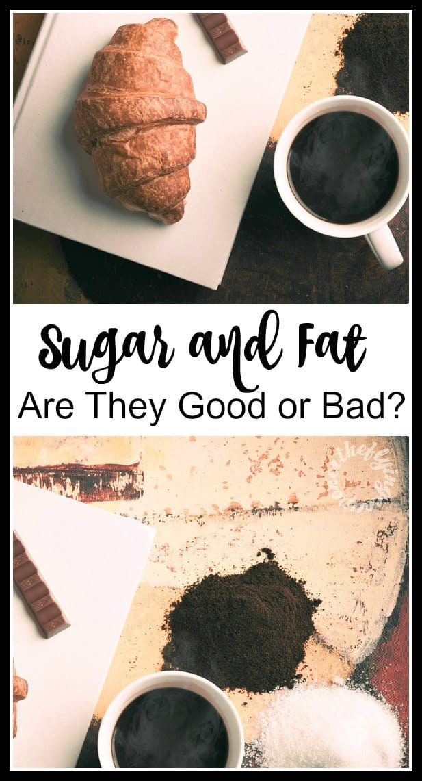 Sugar and Fat, Are They Good or Bad The Flying Couponer. Health.