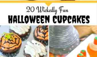 20 Wickedly Fun Halloween Cupcakes