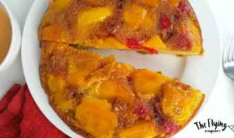 Jackfruit Upside-Down Cake Recipe