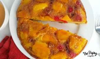 Jackfruit Upside-Down Cake Recipe